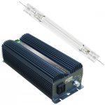 Solis Tek Double Ended (DE) 1000W Digital Ballast & MH Bulb Package – 10K