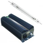 Solis Tek Double Ended (DE) 1000W Digital Ballast & HPS Bulb Package