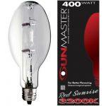 Sunmaster Red Sunrise Standard MH Grow Lamp 400W 3200K