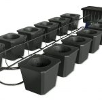 SuperCloset Bubble Flow Buckets – 12 Site System