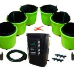 Oxygen Pot Systems Super-Flow Digital XL Hydroponic Grow System 6 Site (NO RESERVOIR)