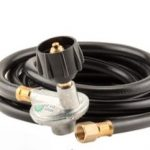 Titan Controls Ares Series LP Hose & Regulator
