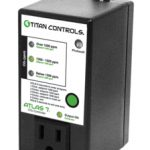 Titan Controls Atlas 7 – CO2 PPM Monitor