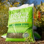 Tank's Green Stuff – 100% Organic Compost – 1 cu ft