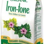 Espoma Organic Iron Tone 5 LB
