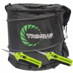 Trimbag Collapsible Hand-held Dry Trimmer w/ 2 FREE Pairs of Trimming Scissors