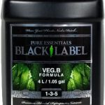 Pure Essentials – Black Label – Veg B