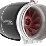 Vortex S-Line Ultra Quiet Fan 8″ inch 711 CFM