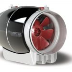 Vortex S-Line Ultra Quiet Fan 10 inch 1081 CFM