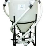 Vortex Brewer – VB85 Compost Tea System – 85 Gal