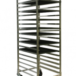 VRE Systems Aluminum Drying Rack – 10 Shelves with Casters